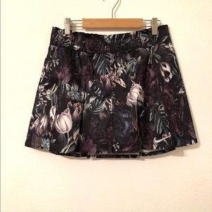 Nike Skirts - Nike flex floral tennis skirt size M